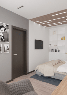 """Project """"Bedroom"""""""
