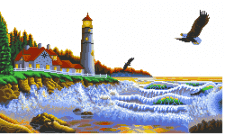 Пиксельный рисунок