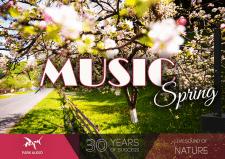Poster Music Spring