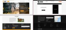 Редизайн сайта ( верстка + натяжка )