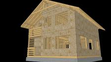 проект и стройка каркасного дома