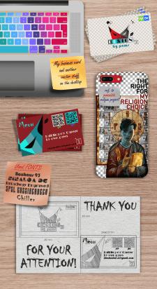 Моя визитка