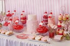 Свадебный Сandy bar: секрет вкусного совершенства