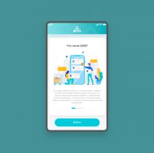 OMB UX UI app