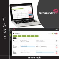 Tornado. CRM для создания счетов