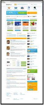 Дизайн сайта кредитных услуг