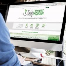 agro technologies webpage
