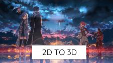 2D в 3D!