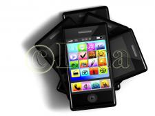 Чёрные телефоны