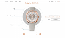 e-commerce watches store