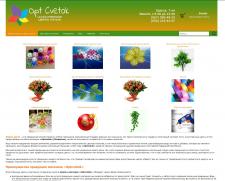 Продвижение интернет магазина искусственных цветов