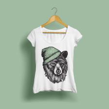 дизайн футболки Mormont