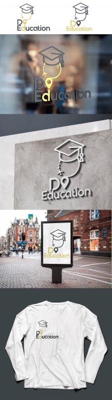 Логотип Doeducation для образовательной программы