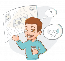 Знайомство та детальна інформація про компанію