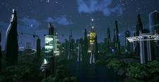 Stylised cosmo city