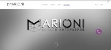 Сайт под ключ для Дизайн студии