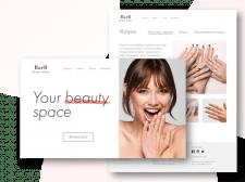 Beauty Salon's BarB Website