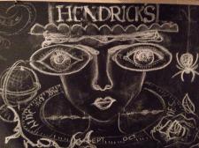Для бара Хендрикс