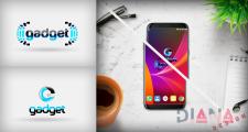 """Логотипи для інтернет-магазину """"Gadget""""."""