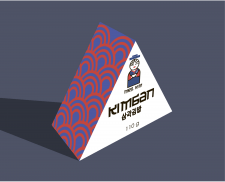 Упаковка для продукции корейской кухни