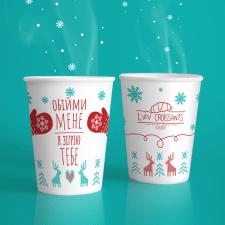 Дизайн стаканчиків