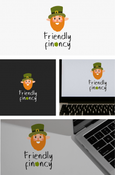 "Логотип ""Friendly financy"""