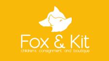 """Логотип """"Fox & Kit"""""""