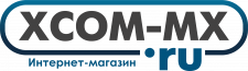 "Логотип для интернет магазина ""XCOM-MX"""
