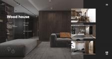 Веб-дизайн сайта Interior Studio