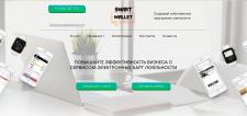 Сайт Smart Wallet