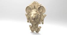 Лев, элемент фонтана