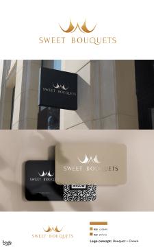 Логотип Sweet Bouquets