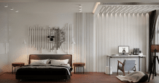 Дизайн апартаментов на Французском бульваре