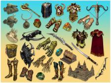 арт для браузерной игры