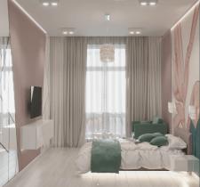 Спальня 17 м2