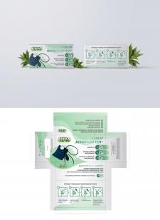 Дизайн упаковки (Вариация цвета упаковки)