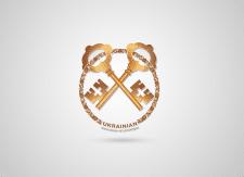 Разработка логотипа для службы консьержей Украина