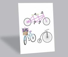 векторные велосипеды