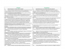 Договор аренды(Ответственность сторон и форс-мажор