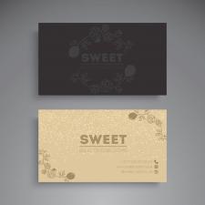 Business Card • Sweet
