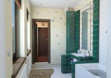 Дизайн и моделирование интерьера ванной комнаты