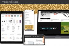 Создание интернет-магазина для фирмы Techno-Age
