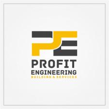 """Разработка логотипа """"PROFIT ENGINEERING"""""""