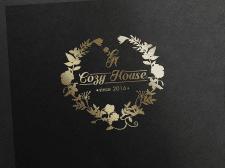 логотип бренда товаров для дома