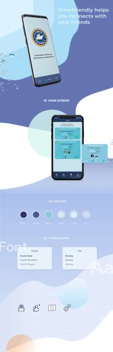 CrewFriendly app