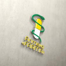 """Логотип Аптека """"Farma"""""""