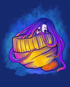 Осьминоги тоже мерзнут
