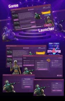 Игровой Лаунчер Warface