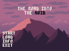 Игра the road into the void