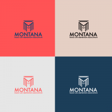 Logotype Montana